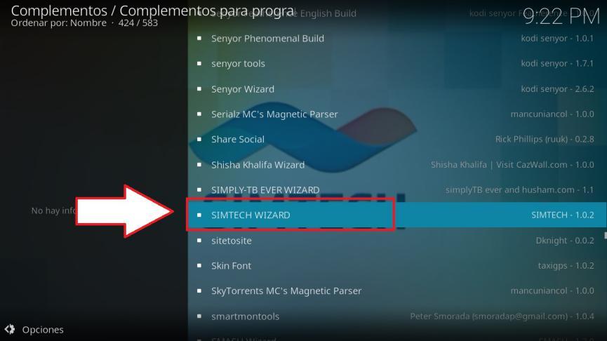 Eliminar Caché Kodi Android