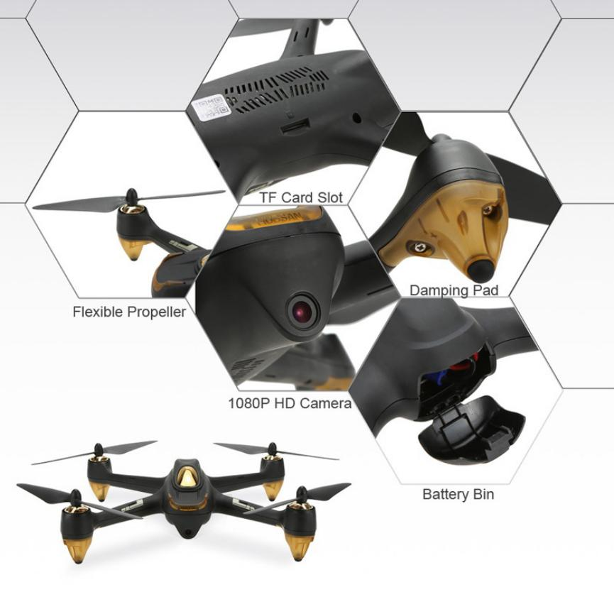 Hubsan H501S X4 drone android