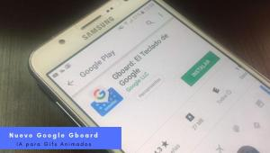 Google Gboard con IA