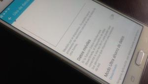 WiFi Android versus datos móviles