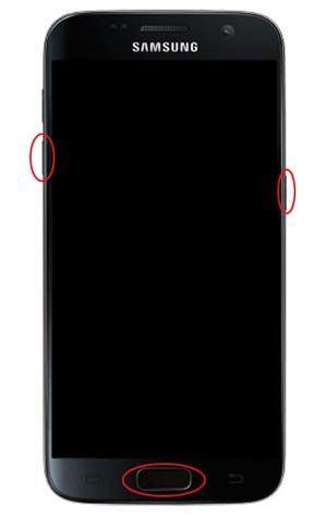 desbloquear el Gestor de Arranque Adroid Samsung Galaxy