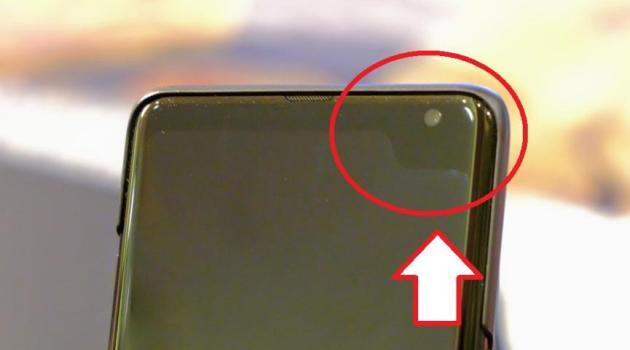 prototipo Samsung Galaxy 5G