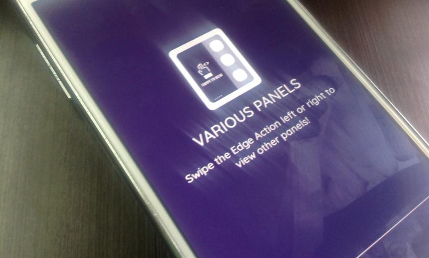 Edge Action: Tener al Samsung Edge en cualquier Smartphone Android