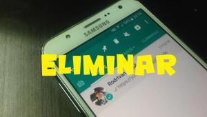 Eliminar Contactos WhatsApp