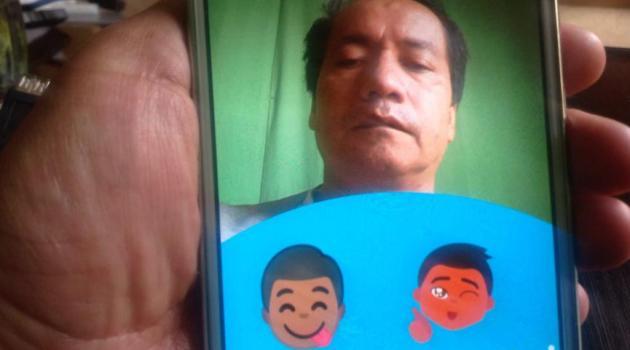 Emojis Android con nuestro rostro