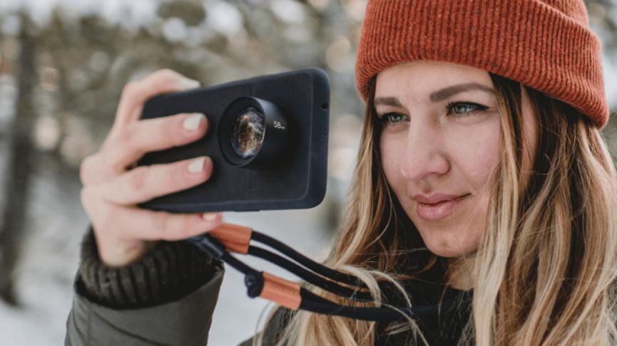 OnePlus 6: Carcasa que los convierte en una Cámara DSLR Profesional