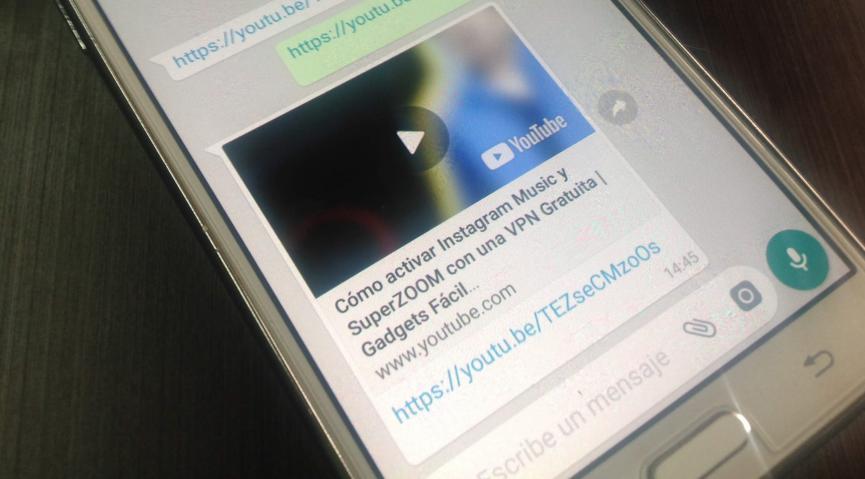 whatsApp Android PIP