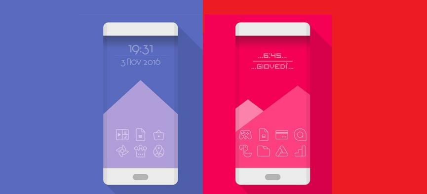 60 Paquetes Gratis para Personalizar la Pantalla Principal Android