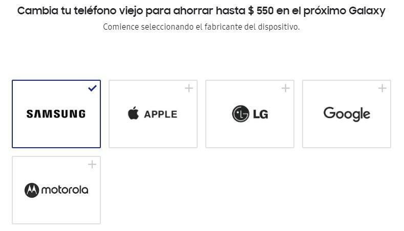 precompra Samsung Galaxy S10