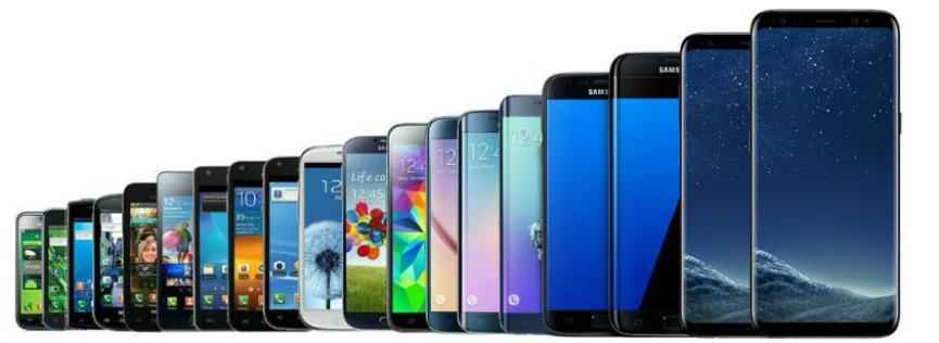 linea de tiempo Samaudn Galaxy S