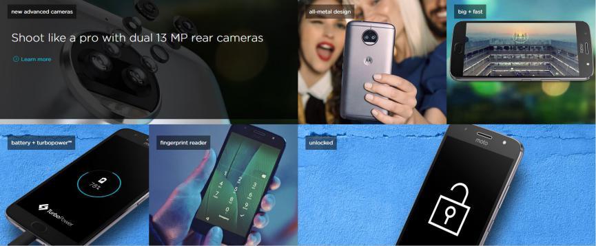 Moto G5s Plus promociones y especificaciones