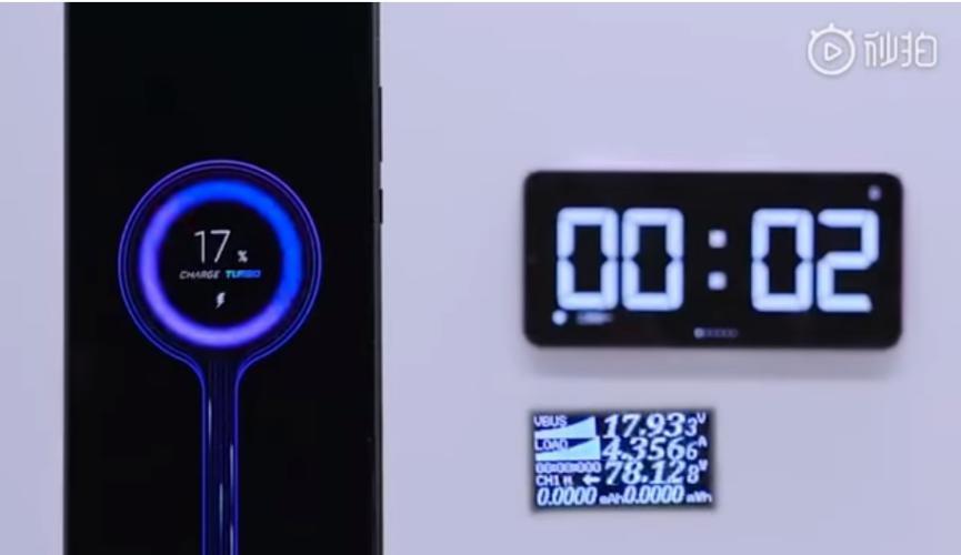 Nuevos SmartPhones Xiaomi tendrán Tecnología de 100W en la Carga