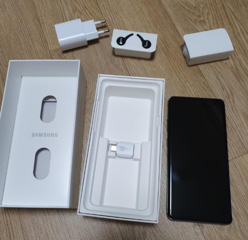 Samsung Galaxy S10 Plus 5G