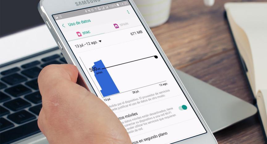 Cómo Controlar Megas en Android: Evitar que las Apps los Consuman