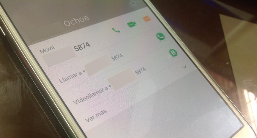 agregar contactos Whatsapp en android