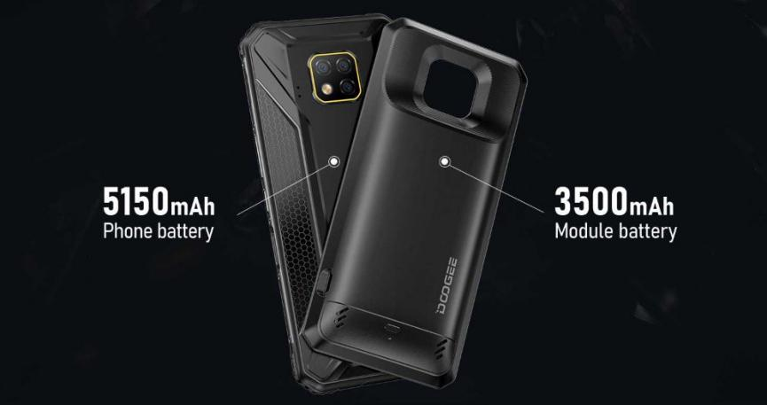 DOOGEE S95 Pro celulares android baratos