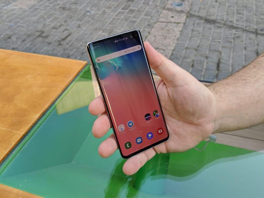 Android 10 en Samsung Galaxy S10: Inscribete para probarlo desde Hoy
