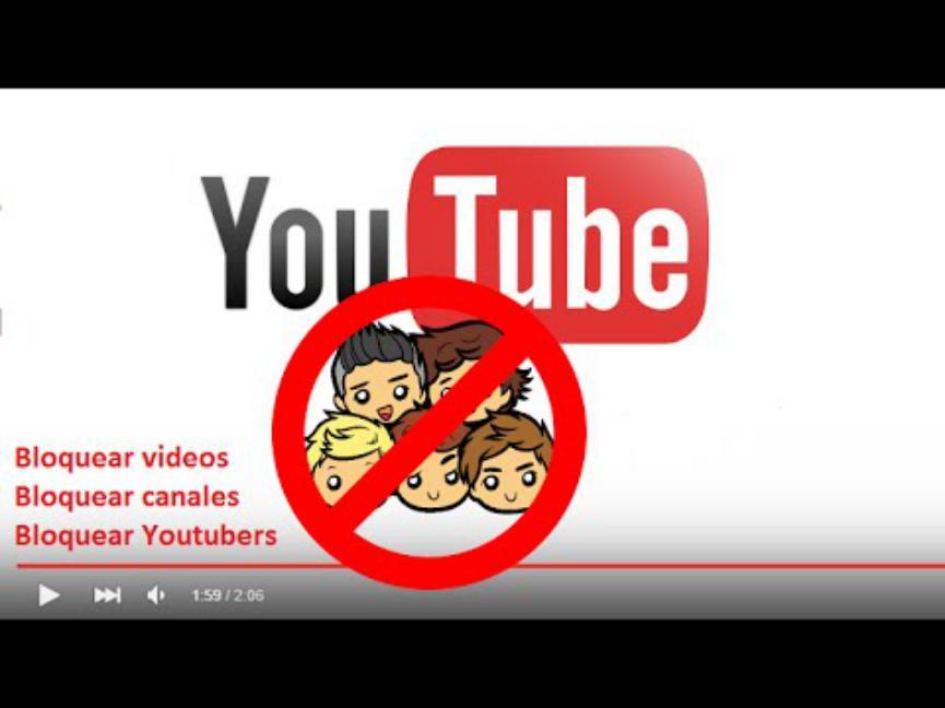 Cómo Bloquear Contenido de YouTube para los más pequeños en Android