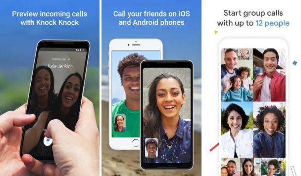 Videollamadas grupales gratis con Google Duo