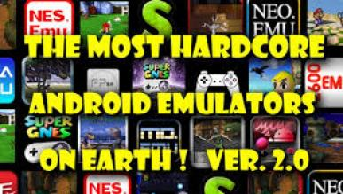 Android Emulator for mac