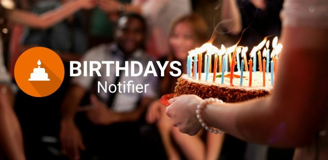 Birthdays Notifier Pro