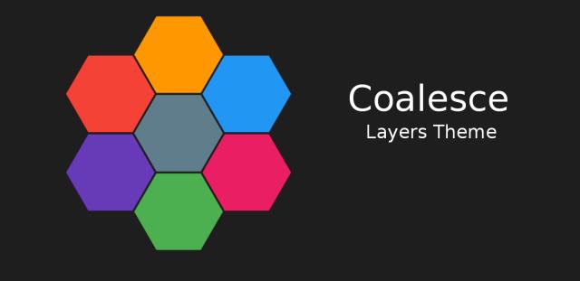 Coalesce - Layers Theme