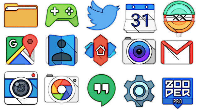Draft Icon Pack