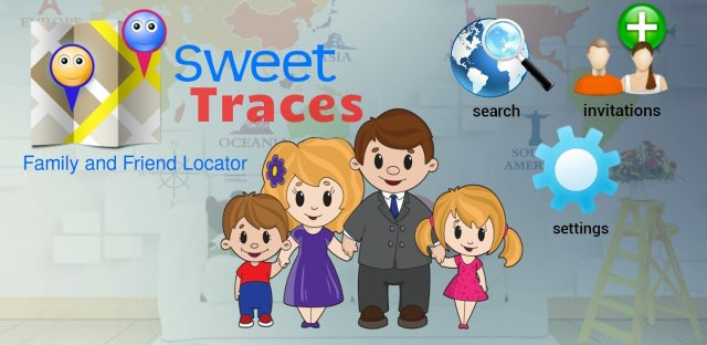 Family and Friend Locator