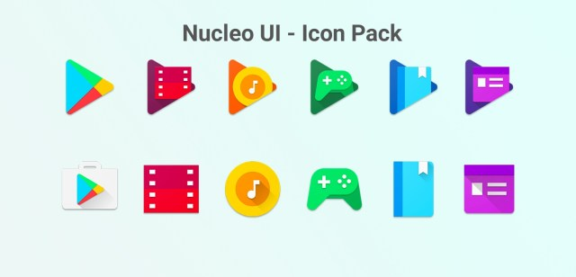Nucleo UI - Icon Pack