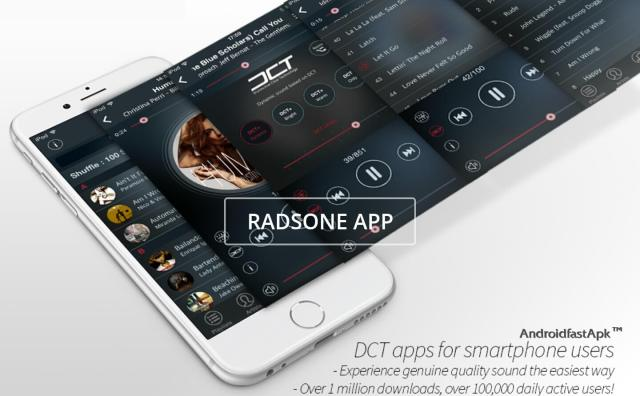 RADSONE quality sound player 1
