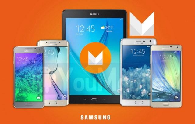 Samsung updates