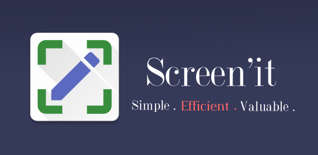Screen'it - Screenshot Tool