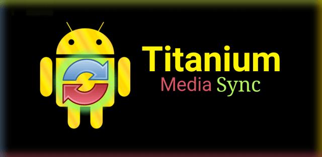 Titanium Media Sync