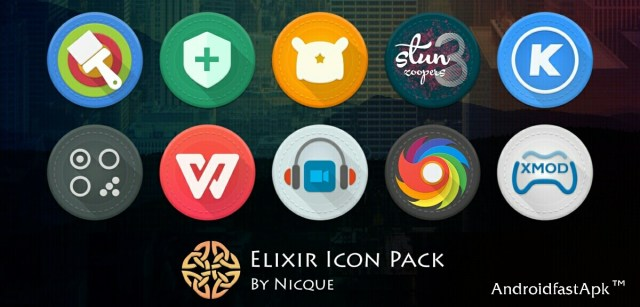 Elixir Icon Pack