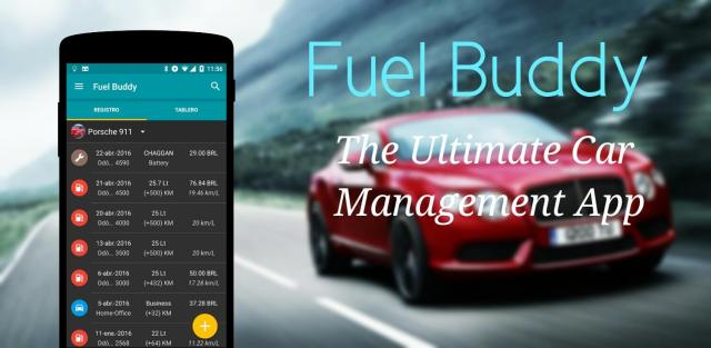 Fuel Buddy - Car Mileage Log Pro