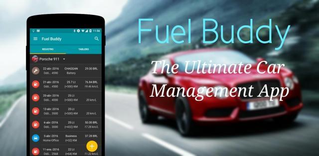 Fuel Buddy - Car Mileage Log Pro