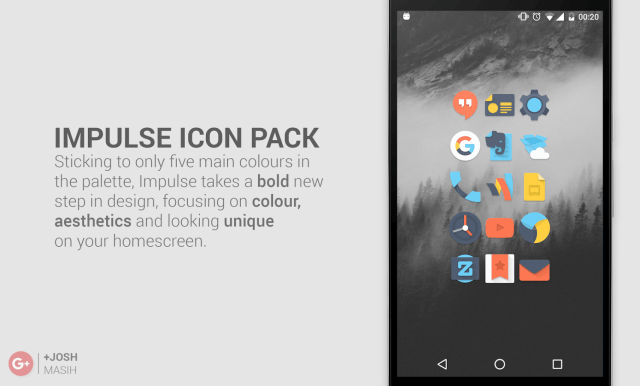 Impulse Icon Pack