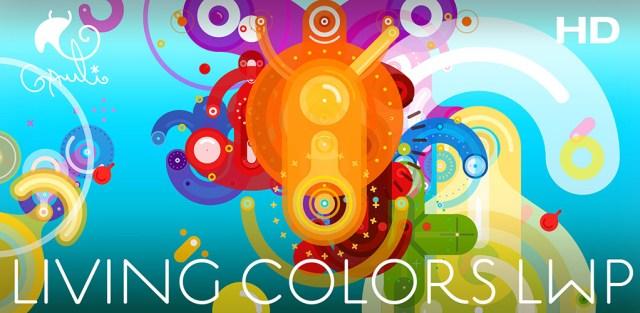 Living colors LWP