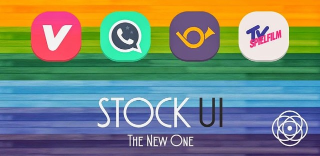 Stock UI icon pack