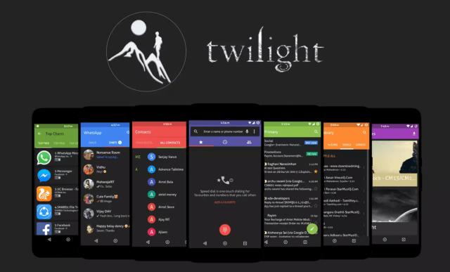 Twilight - CM13 CM12 Theme