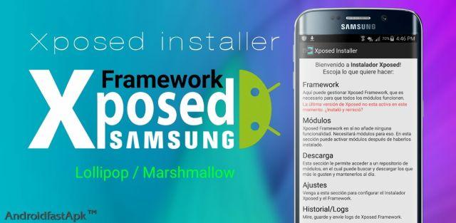 Xposed Installer for samsung