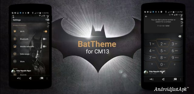 BatTheme for CM13