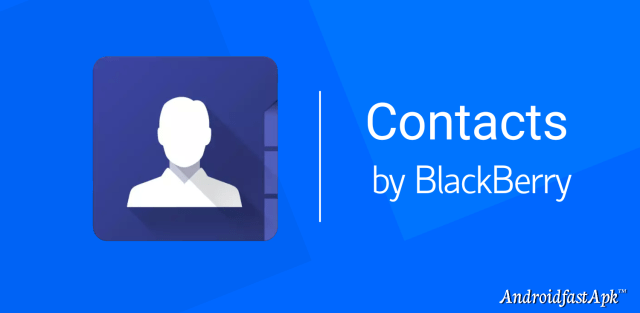 Contacts By Blackberry