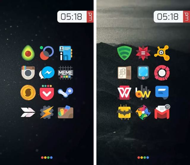 Crispy icon pack 2