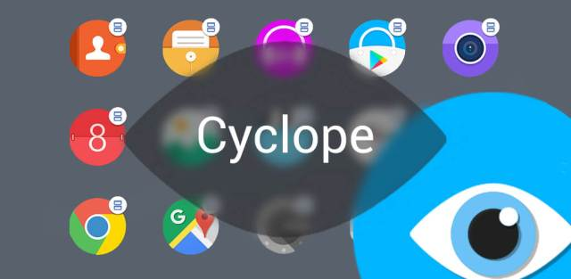Cyclope - Icon pack