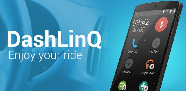 DashLinQ Car Driving