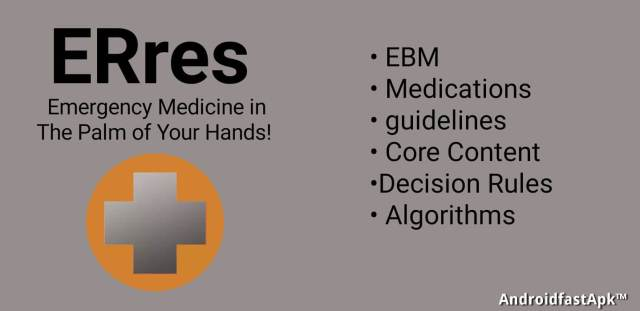 ERres- Emergency Medicine