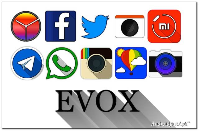 Evox Icon Pack