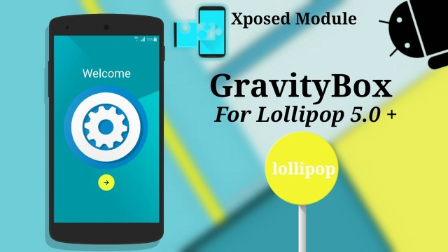 GravityBox Lollipop