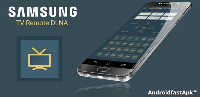 Samsung TV Remote DLNA AdFree